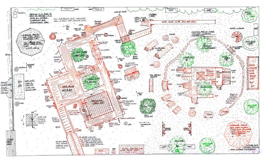 Community Garden Designs - Zandalus.Net